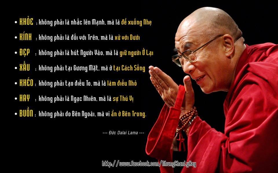 Bảy Điều Suy Ngẫm - Dalai Lama